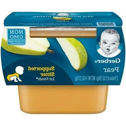 1st foods baby food pear pack of