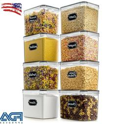 2 pk cereal and dry food storage