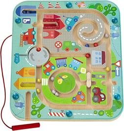 HABA Town Maze Magnetic Game