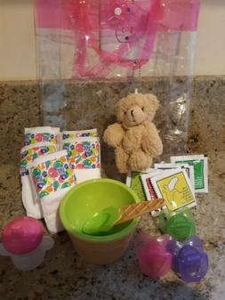 Baby Alive Refill Supplies Happy Hungry Doll GIFT PACK . FOO