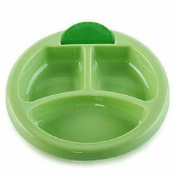 baby food stay warm plate large food