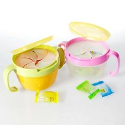 Baby Snack Bowl Food Container