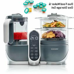 FACTORY NEW Babymoov Duo Meal Station Food Maker 6 in 1 Cook