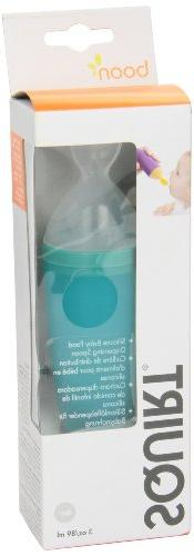 Boon Squirt Silicone Baby Food Dispensing