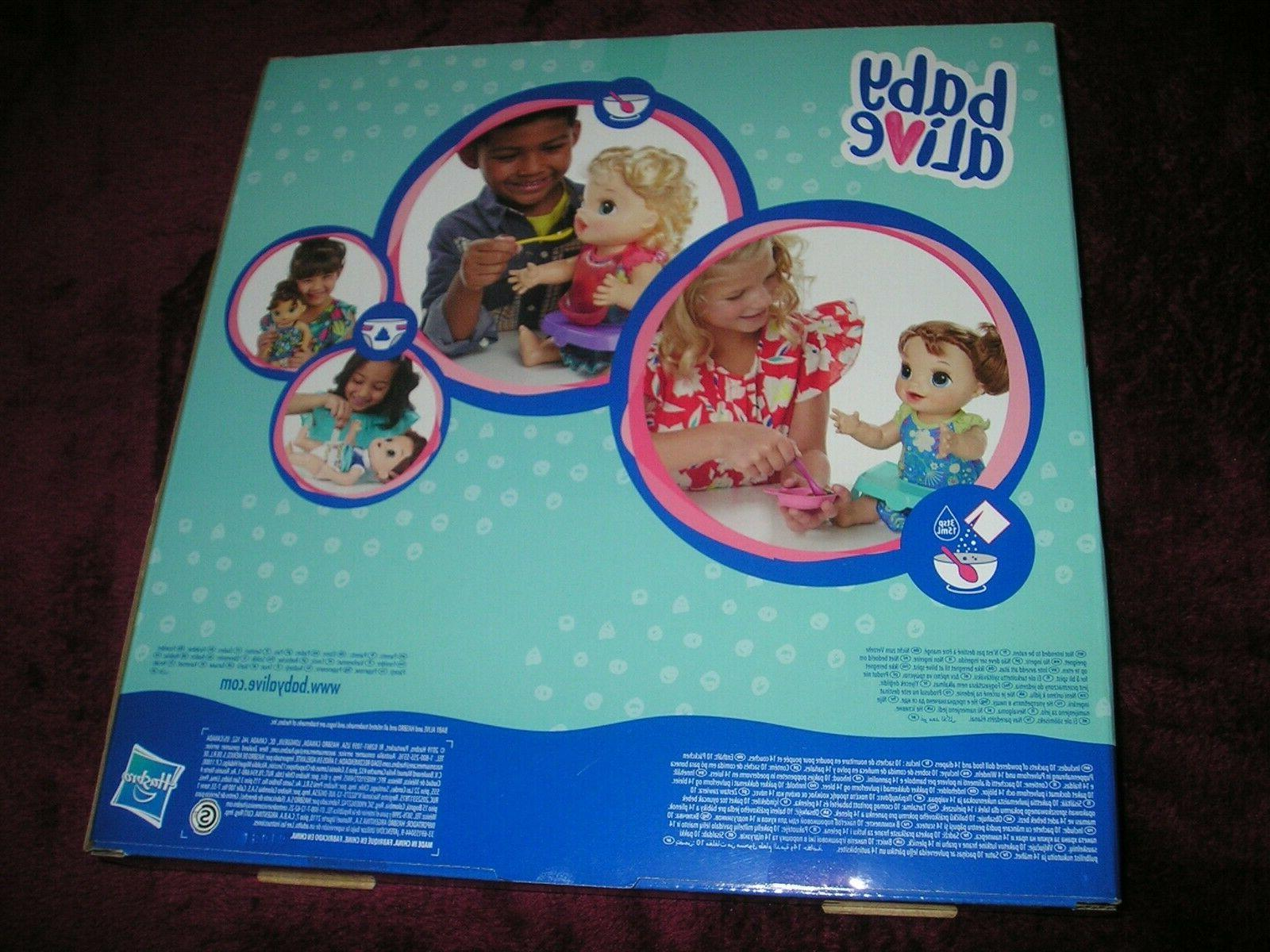 Baby & Diapers Doll Food