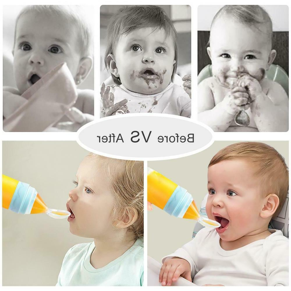 Baby Food Pacifier Fruit Fresh Silicone Squeeze
