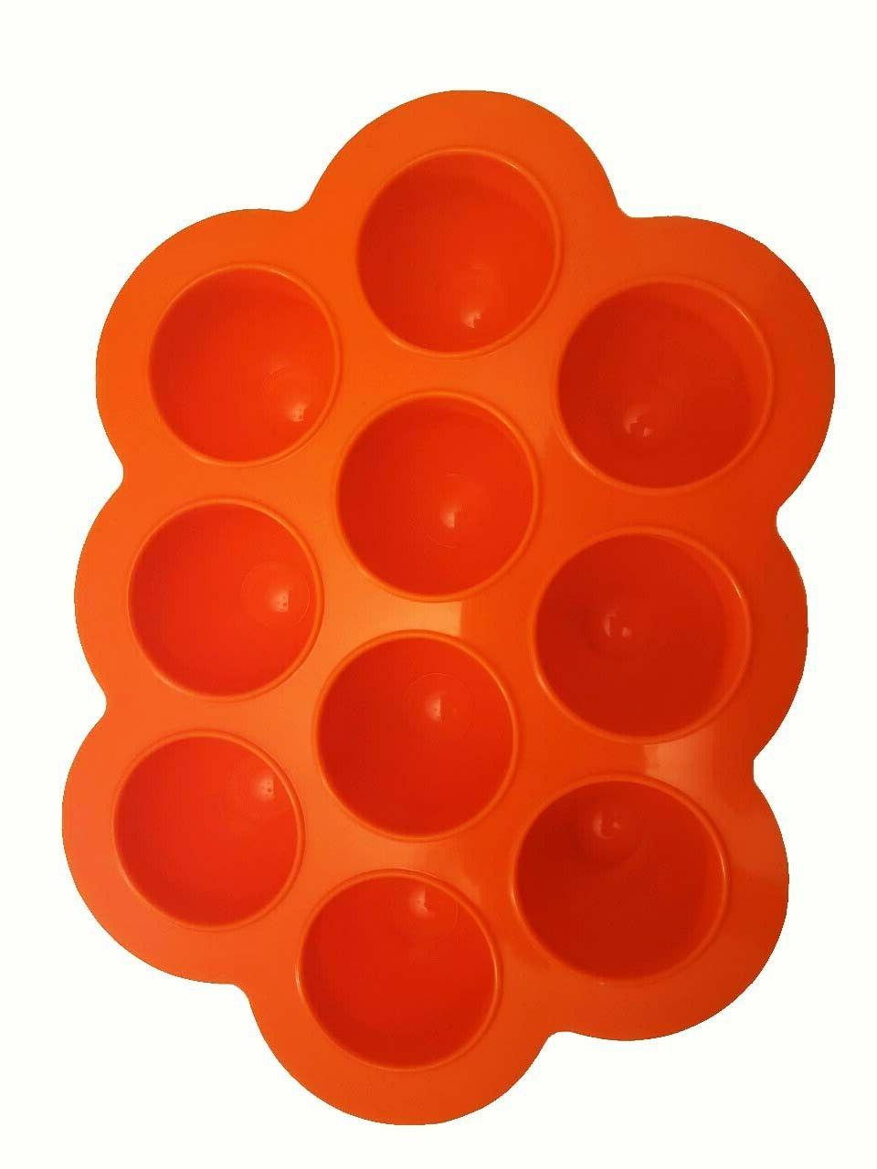BABY & SILICONE FREEZER TRAY & BUCKET-MULTI PACK