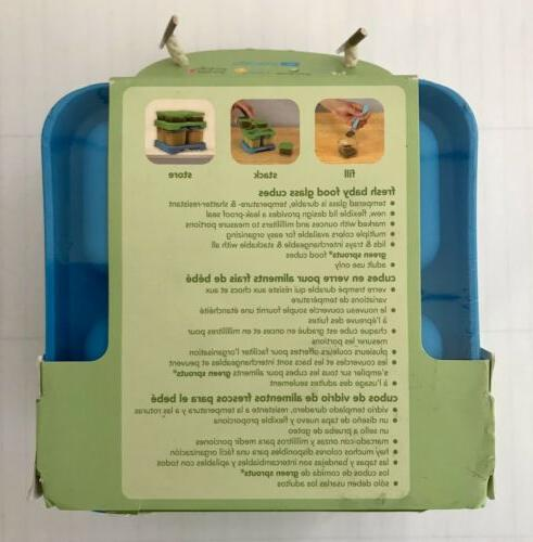 green sprouts Fresh Baby Pack, Oz C-BLUE