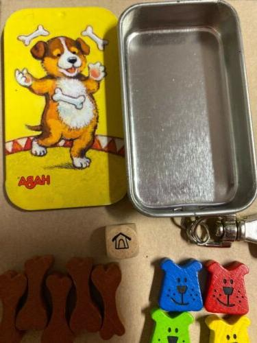 HABA Mini-Spiel Game In Tin - Made in Germany