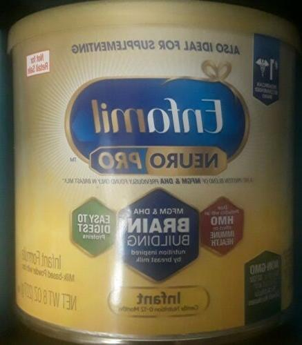 neuropro 8oz can infant formula 0 to