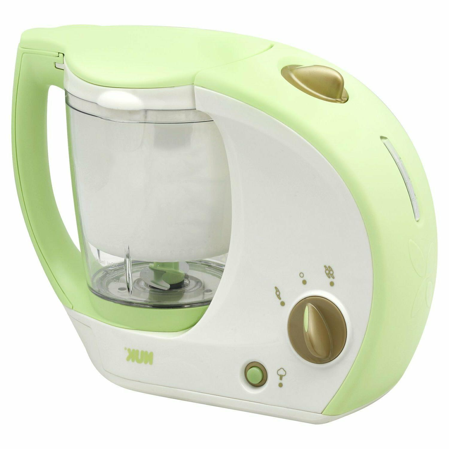 NEW in NUK Fresh Cook Blend Maker by Annabel