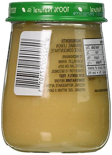Beech-Nut Stage 1 Baby Food, Bananas, 4