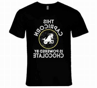 This Capricorn By Chocolate Funny T