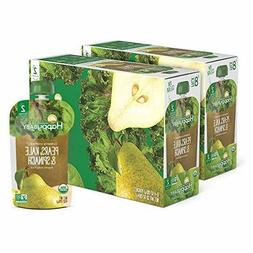 Happy Baby Organic Clearly Crafted Stage 2 Baby Food Pears,