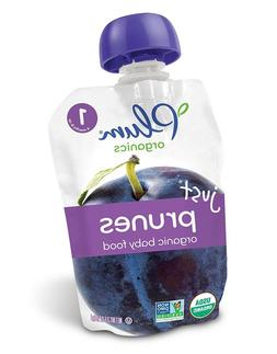 Plum Organics Stage 1, Organic Baby Food, 3.5 ounce pouch .