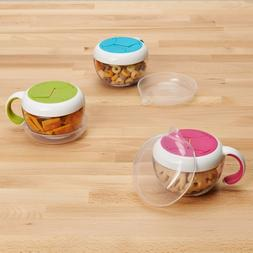 OXO Tot Flippy Snack Cup with Travel Lid, more colors
